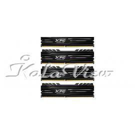 رم کامپیوتر Adata XPG Gammix D10 DDR4( PC4 ) 2400( 19200 ) 64GB Dual Channel DIMM