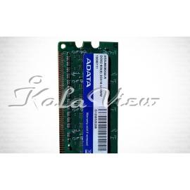 رم کامپیوتر Adata Premier DDR2( PC2 ) 800( 6400 ) 2GB U-DIMM