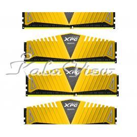 رم کامپیوتر Adata XPG Z1 DDR4( PC4 ) 3000( 24000 ) 16GB Quad Chanel DIMM