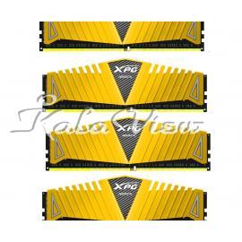 رم کامپیوتر Adata XPG Z1 DDR4( PC4 ) 3300 ( 26400 ) 16GB Quad Channel DIMM