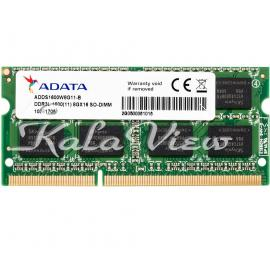 رم لپ تاپ Adata DDR3L( PC3L ) 1600( 12800 ) 8GB