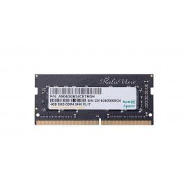 رم لپ تاپ Apacer DDR4( PC4 ) 2400( 19200 ) 4GB SingleChannel