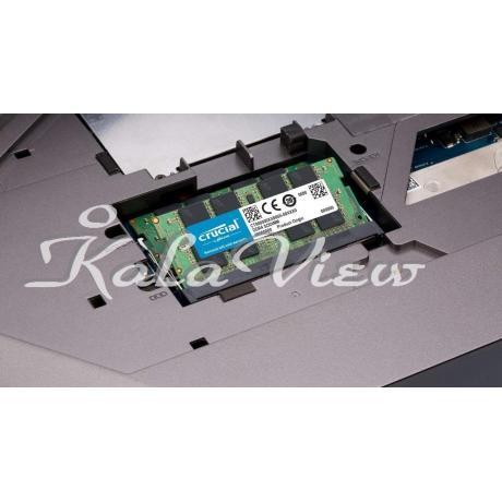 رم لپ تاپ Crucial DDR4( PC4 ) 2666 ( 21300 ) 16GB CL19 Dual Channel