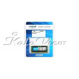 رم لپ تاپ Crucial DDR4( PC4 ) 2133( 17000 ) 16GB CL15 Single Channel