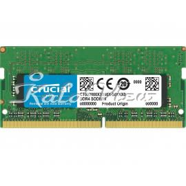 رم لپ تاپ Crucial DDR4( PC4 )2400( 19200 ) 16GB CL17 Single Channel