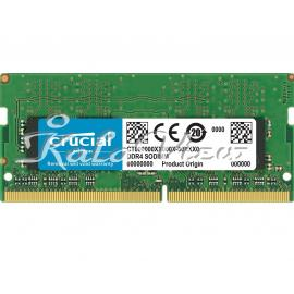 رم کامپیوتر کروشیال DDR4 2400MHz CL17 Single Channel RAM  16GB