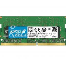 رم کامپیوتر کروشیال DDR4 2400Mhz Cl17 Single Channel 16Gb