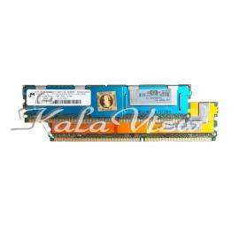 رم کامپیوتر DDR2 HP667 MHZ PC2 5300 2 GB