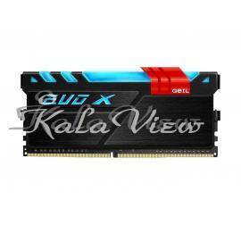 رم کامپیوتر Geil Evo X DDR4( PC4 ) 2400( 19200 ) 4GB CL17 Single Channel