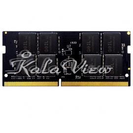 رم لپ تاپ Geil DDR4( PC4 ) 2400( 19200 ) 8GB CL16