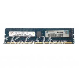 رم کامپیوتر HP DDR3( PC3 ) 1333( 10600 ) 4GB CL9 Dual Channel