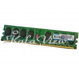 رم کامپیوتر کینگ مکس DDR2 Single Channel 800 Mhz 2Gb