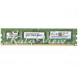 رم کامپیوتر کینگ مکس DDR3 1600MHz Single Channel Desktop RAM  4GB