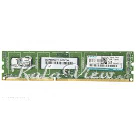 رم کامپیوتر Kingmax DDR3( PC3 ) 1600( 12800 ) 4GB Single Channel