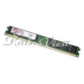 رم کامپیوتر Kingston Slim DDR2( PC2 ) 800( 6400 ) 2GB CL6  Single Channel