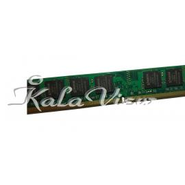 رم کامپیوتر کینگستون 512 DDR2 800Mhz
