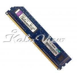 رم کامپیوتر کینگستون DDR3 1600Mhz 12800 2Gb