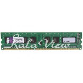 رم کامپیوتر  Kingston DDR3( PC3 ) 1600( 12800 ) Cl11 Dual Channel 4Gb