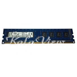 رم کامپیوتر Kingston DDR3( PC3 ) 1600 ( 12800 ) 4GB