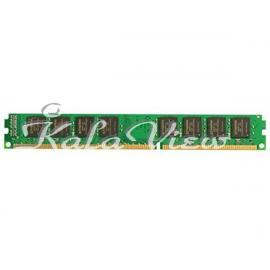 رم کامپیوتر کینگستون Value 2Gb DDR3 1600Mhz Cl11 Single Channel Kvr16n11s6 2