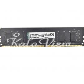 رم کامپیوتر Kingston DDR4( PC4 ) 2400( 19200 ) 4GB Single Channel