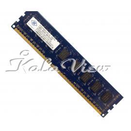 رم کامپیوتر Nanya DDR3 1333Mhz 10600 240Pin 2Gb