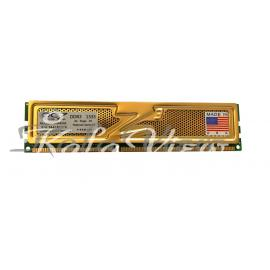 رم کامپیوتر Ocz Platinum DDR3( PC3 ) 1333( 10600 ) 2GB CL9 Single Channel