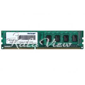 رم کامپیوتر Patriot Signature DDR3( PC3 ) 1600 ( 12800 ) 4GB CL11 Single Channel