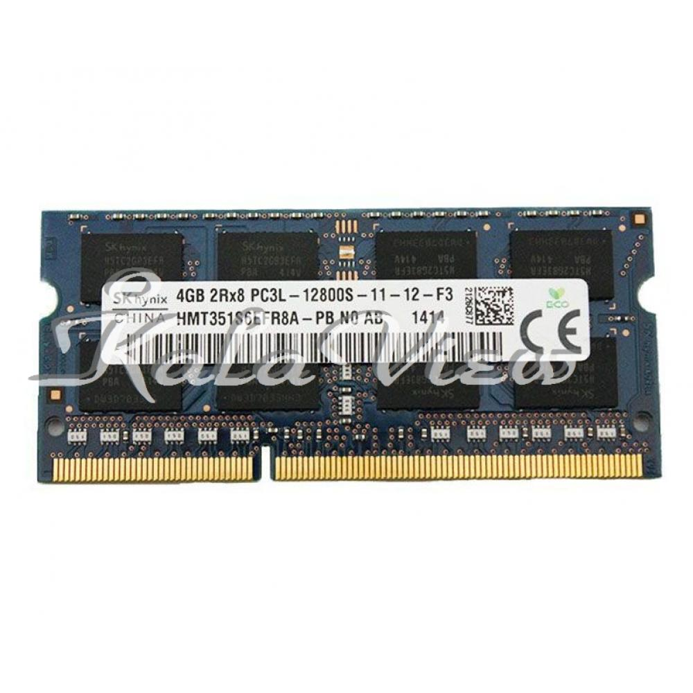 رم لپ تاپ SK Hynix DDR3( PC3 ) 1600( 12800 ) 4GB Single Channel