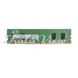 رم کامپیوتر سامسونگ DDR4 2400 Dimm Cl17 4Gb