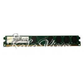 رم کامپیوتر Transcened DIMM DDR2( PC2 ) 800( 6400 ) 2GB CL16 Single Channel