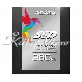 هارد اس اس دی کامپیوتر Adata Premier SP550 Internal SSD Drive  960GB