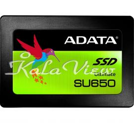 هارد اس اس دی کامپیوتر Adata SU650 SSD  120GB