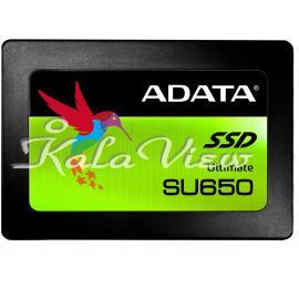 هارد اس اس دی کامپیوتر Adata SU650 SSD  480GB