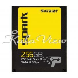 هارد اس اس دی کامپیوتر پاتریوت Spark Internal SSD Drive  256GB