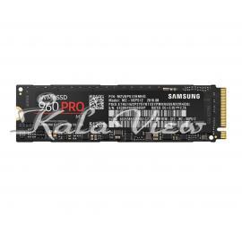 هارد اس اس دی کامپیوتر سامسونگ 960 Pro 512Gb