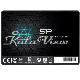 هارد اس اس دی کامپیوتر سیلیکون Power Slim S55 SATA3 0 Internal SSD  240GB