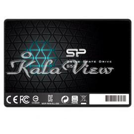 هارد اس اس دی کامپیوتر سیلیکون Power Slim S55 Internal SSD  120GB