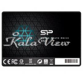 هارد اس اس دی کامپیوتر سیلیکون Power Slim S55 SATA3 0 Internal SSD  120GB