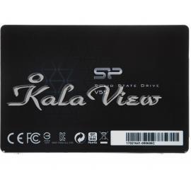 هارد اس اس دی کامپیوتر سیلیکون Power Velox V55 Internal SSD 120GB