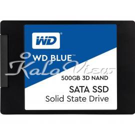 هارد اس اس دی کامپیوتر وسترن Digital Blue WDS500G2B0A Internal SSD Drive 500GB