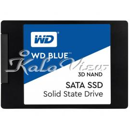 هارد اس اس دی کامپیوتر وسترن Digital Blue WDS100T2B0A Internal SSD 1TB