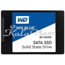 هارد اس اس دی کامپیوتر وسترن Digital Blue WDS250G2B0A Internal SSD 250 GB