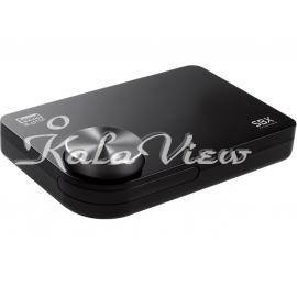 کارت صدا کامپیوتر کریتیو Sound Blaster X Fi Surround 5 1 Pro Sound Card
