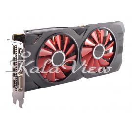 کارت گرافیک کامپیوتر AMD XFX Radeon RX 570 Graphic Card