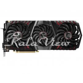کارت گرافیک کامپیوتر Geforce GTX 1080 Ti GAMING X TRIO 11G