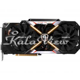 کارت گرافیک کامپیوتر گیگابایت GeForce GTX 1080 Xtreme Gaming Premium Pack 8G
