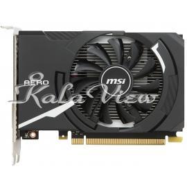 کارت گرافیک کامپیوتر ام اس آی GeForce GT 1030 AERO ITX 2G OC