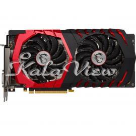 کارت گرافیک کامپیوتر ام اس آی GeForce GTX 1060 GAMING X 6G