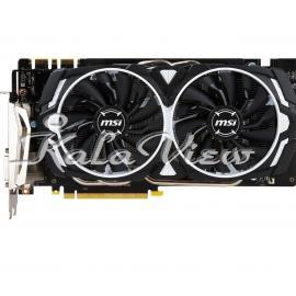 کارت گرافیک کامپیوتر ام اس آی GeForce GTX 1070 ARMOR 8G OC